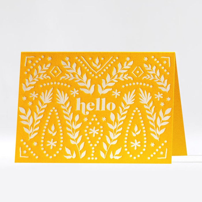 Prairie Hello Card Set