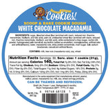 White Chocolate Macadamia (2 lb Tub)