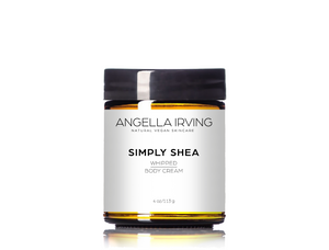 Simply Shea Whipped Body Cream