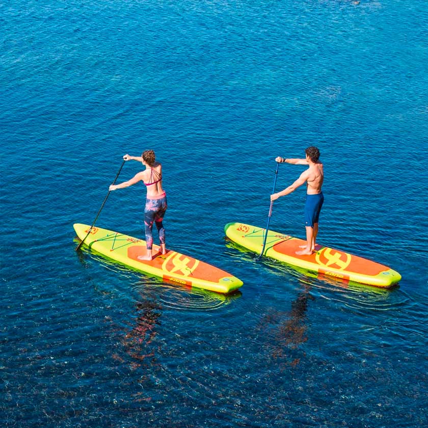 Stand Up Paddle Lessons Perth