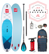 RED PADDLE RIDE 10'6 INFLATABLE STAND UP PADDLE BOARD SUP