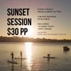 SUP SUNSET SESSION