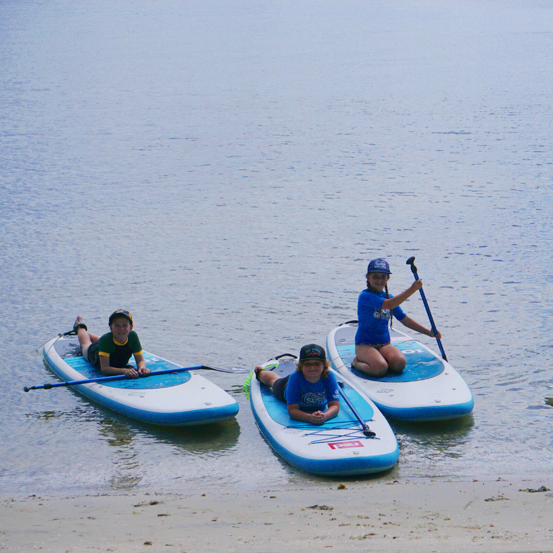 KIDS SUP SESSION Point Walter (2 hours)