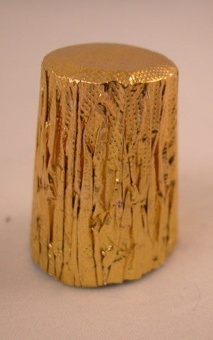 Gold Foil Top (18 mm)