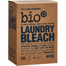 BIO D Natural Laundry Bleach at BLANC Home