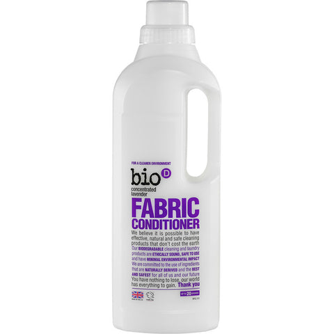 BIO D Natural Fabric Conditioner with Lavender at BLANC Home