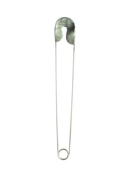 House Doctor Mega Silver Safety Pin at BLANC Home