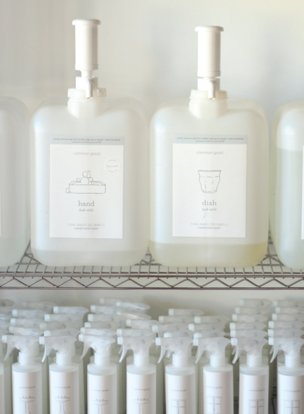 Common Good Liquid Hand Soap – Refill at BLANC Home