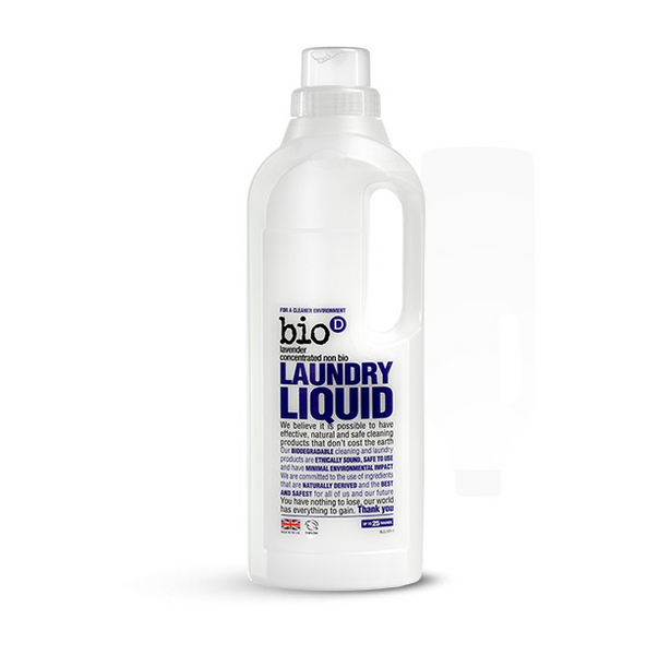Natural Non-Biological Laundry Liquid