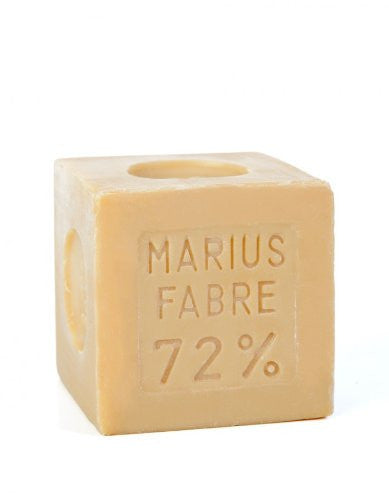 Marius Fabre Cube of Pure Marseilles Household Soap In Vintage Style Box at BLANC Home