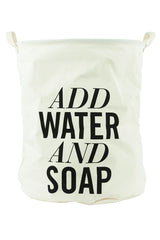House Doctor Laundry Bag Add Water And Soap at BLANC Home