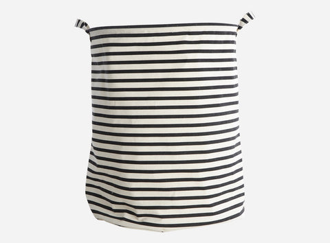 House Doctor Laundry Bag with Stripes at BLANC Home