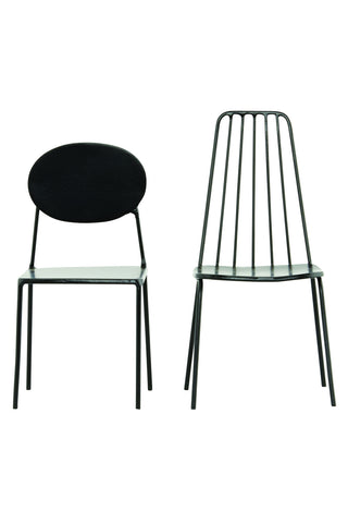 House Doctor Set of 2 Miniature Designer Chairs {Talker/Walker} at BLANC Home