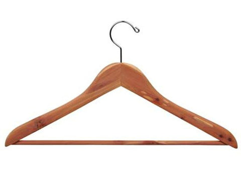 Blanc Home Natural Cedar Moths Repellent | Set of 3 Hangers at BLANC Home