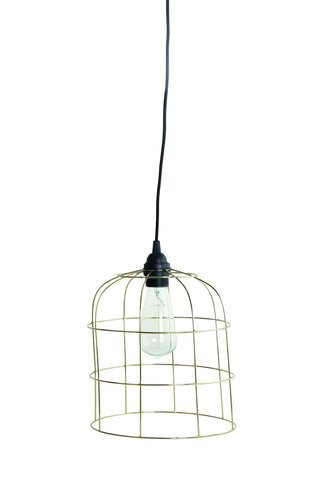 House Doctor Industrial Brass Lamp Shade at BLANC Home