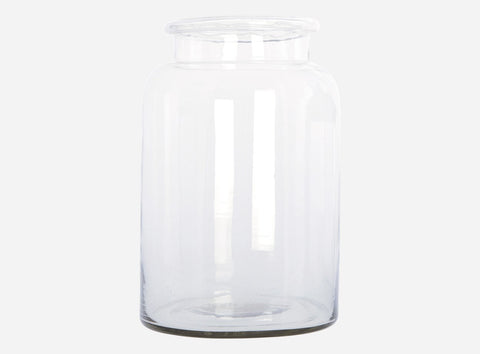House Doctor Large Glass Jar at BLANC Home