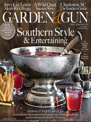 SUMMERHOUSE GARDEN AND GUN MAGAZINE