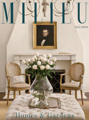 SUMMERHOUSE MILIEU MAGAZINE