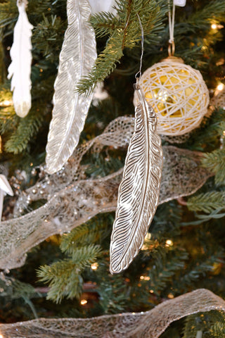 Forever Feather Ornament