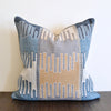 Denim Tapestry Pillow