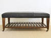 Regal Charcoal Bench