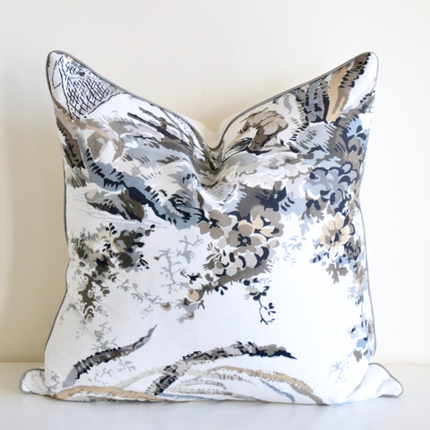 Aero Gray Pillow