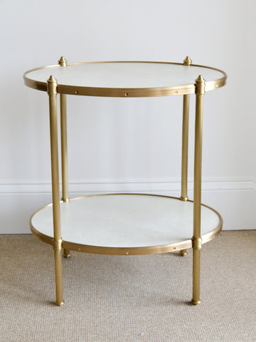 Cafe Du Bac Side Table