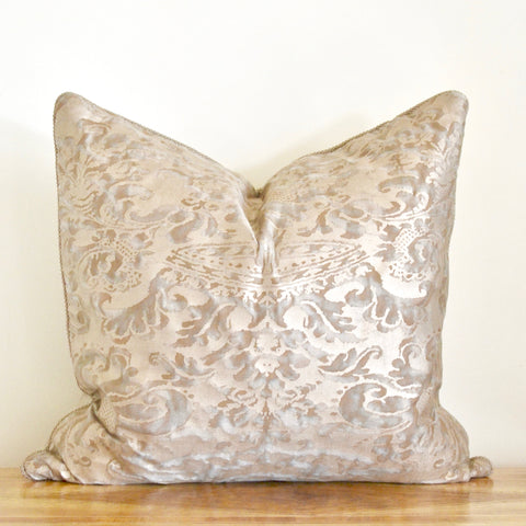 Leonard Fortuny Pillow
