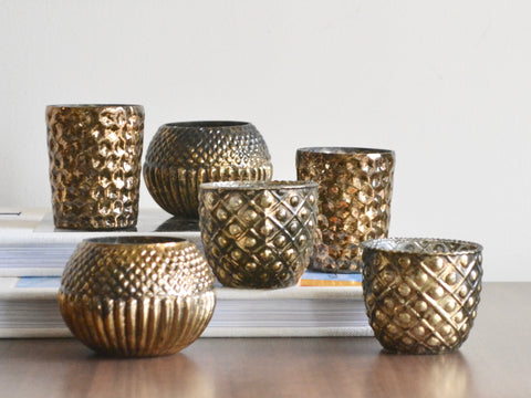 Alli Glass Votives