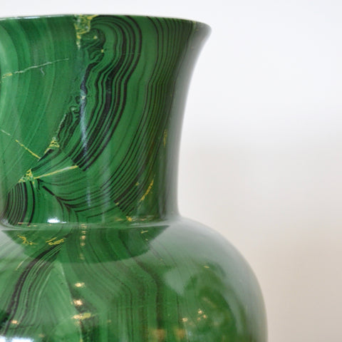 Mineral Green Vases Summerhouse