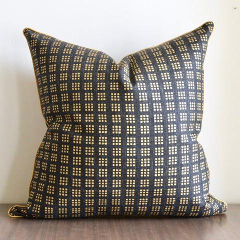 Tic Tac Toe Pillow