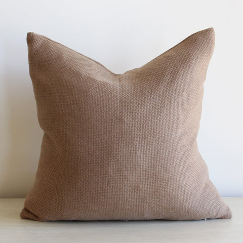 Camel Hair Pillow