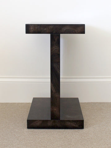 Dark Embers End Table