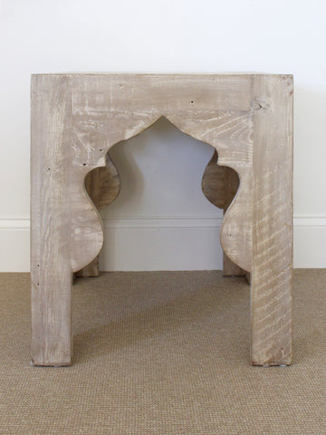 India Side Table