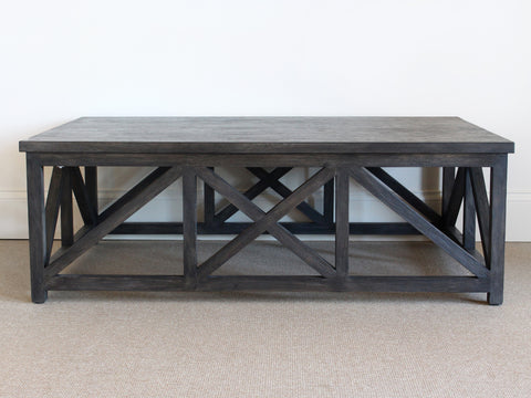 Charcoal Cocktail Table