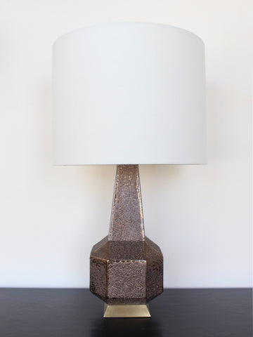 Burnt Gold Table Lamp