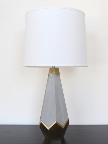 Diamond Table Lamp