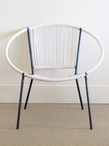 Corded Chair