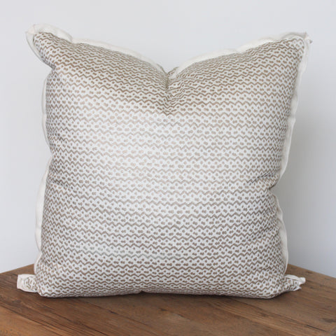 Custom Fortuny Pillow