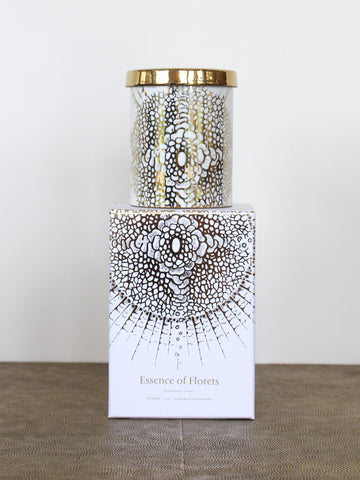 Essence of Florets Rare Botanic Candle