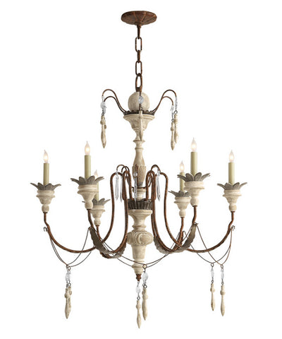 Small Percival Chandelier