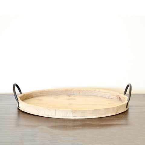 California Wood Tray