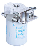 Radial Dynamics high flow filter & pressure relief valve combo unit, 25 GPM