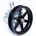 "6.5"" Keyed Power Steering Pump Pulley (Serpentine) for High Performance CB Pump"