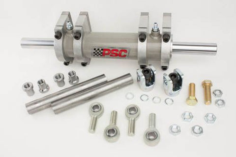 "3"" x 9"" x 1.5"" Double Ended Steering Cylinder Complete Kit"