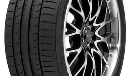 285/45R19 CONTINENTAL ContiSportContact 5 SUV 111W SSR XL *