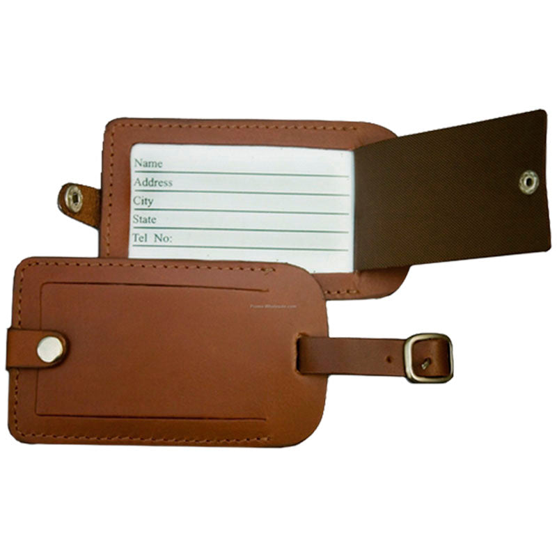 Traditional Luggage Tag