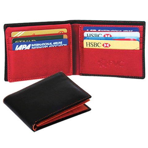 Milano 3 Fold Money Wallet