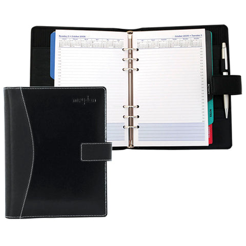 Mini Ringbinder Notebook