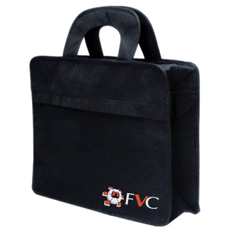 Black Non woven Briefcase Bag